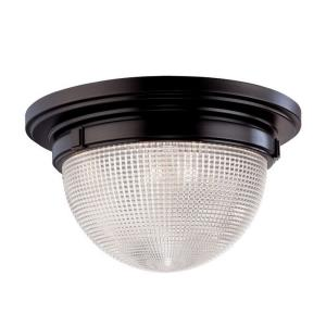 Winfield - One Light Flush Mount - 11.5 Inches Wide by 6.25 Inches High