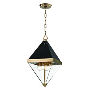 Coltrane 4-Light Pendant