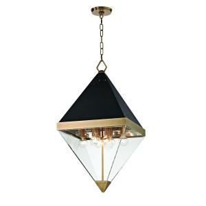 Coltrane 8-Light Pendant - 15 Inches Wide by 28.5 Inches High