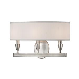 Bancroft - Three Light Wall Sconce