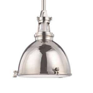 Massena - One Light Pendant - 13.5 Inches Wide by 15.5 Inches High