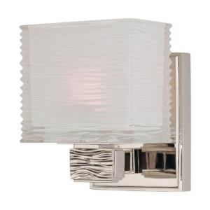 Hartsdale 1 Light Bath Vanity - 5 Inches Wide by 6.25 Inches High