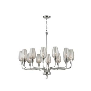 Longmont - Fourteen Light Chandelier - 32.25 Inches Wide by 26.75 Inches High