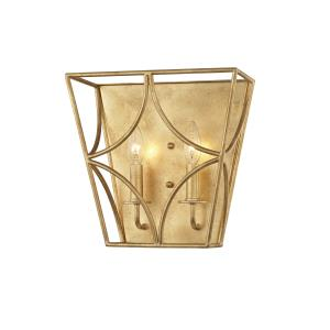Green Point 2-Light Wall Sconce
