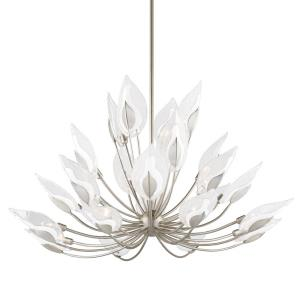 Blossom - 24 Light 5-Tier Chandelier in Contemporary Style - 55 Inches Wide by 15 Inches High