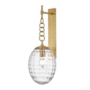 Venice One Light Wall Sconce