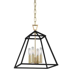 Webster - Four Light Pendant