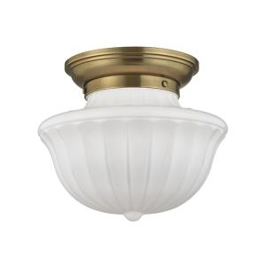 Dutchess - One Light Medium Flush Mount - 12 Inches Wide by 10 Inches High