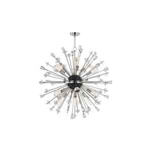 Liberty 6-W Chandelier - 46 Inches Wide by 46 Inches High