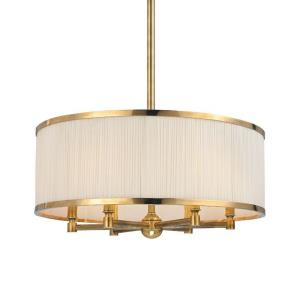 Hastings - Six Light Chandelier - 24 Inches Wide by 10.75 Inches High