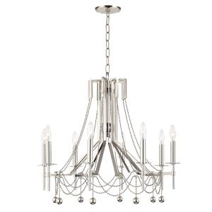 Zariah 8-Light Chandelier