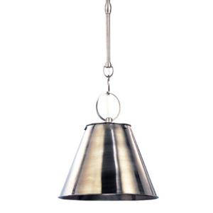 Altamont - One Light Pendant - 8 Inches Wide by 9 Inches High