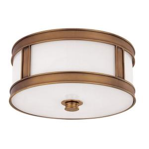 Patterson - Two Light Flush Mount