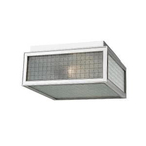 Freemont - Two Light Flush Mount - 10 Inches Wide by 5 Inches High