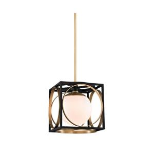 Wadsworth - One Light Pendant - 10 Inches Wide by 10.5 Inches High