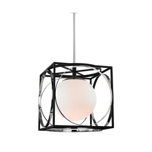 Wadsworth - One Light Pendant - 17.75 Inches Wide by 18.5 Inches High