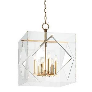 Travis - Eight Light Pendant