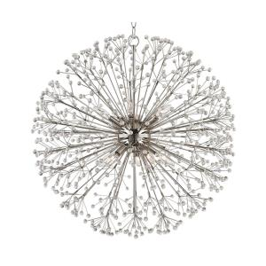 Dunkirk - Ten Light Chandelier - 30 Inches Wide by 29 Inches High