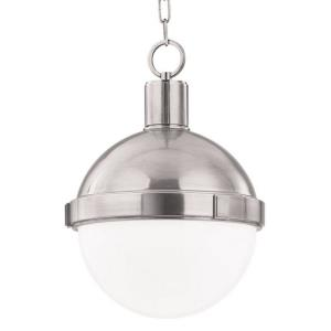 Lambert - One Light Pendant - 12.5 Inches Wide by 16 Inches High
