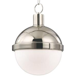 Lambert - One Light Pendant - 14 Inches Wide by 19.75 Inches High