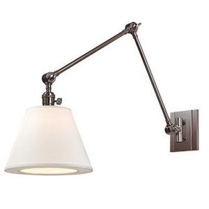 Hillsdale - One Light Swing Arm Wall Sconce