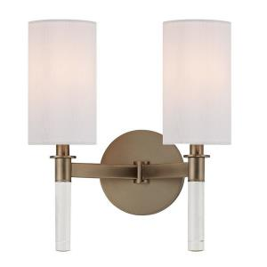 Wylie - Two Light Wall Sconce