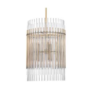Wallis - Ten Light Pendant - 20.75 Inches Wide by 30.75 Inches High