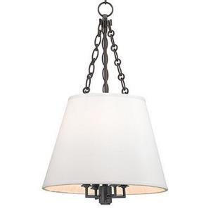 Burdett - Four Light Pendant