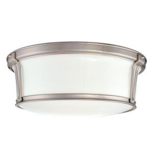 Newport Collection - Two Light Flush Mount