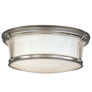 Newport Collection - Three Light Flush Mount