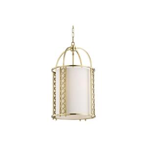 Infinity 4-Light Pendant - 14 Inches Wide by 25 Inches High
