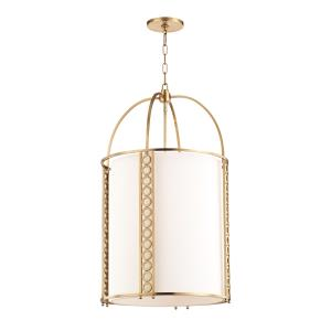 Infinity 8-W Pendant - 20 Inches Wide by 34.25 Inches High