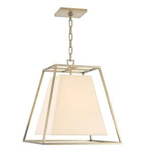 Kyle - Four Light Pendant - 17 Inches Wide by 18.5 Inches High