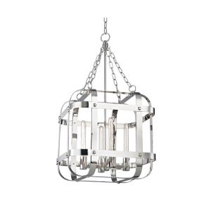 Colchester - Four Light Pendant - 19.75 Inches Wide by 35.5 Inches High