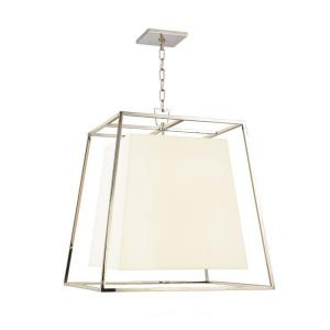 Kyle - Six Light Pendant - 24 Inches Wide by 26 Inches High