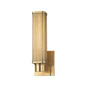 Gibbs - One Light Wall Sconce - 4.5 Inches Wide by 12.5 Inches High