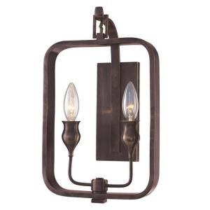 Rumsford Collection - Two Light Wall Sconce