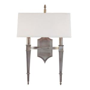 Norwich - Two Light Wall Sconce - 14.5 Inches Wide by 22 Inches High