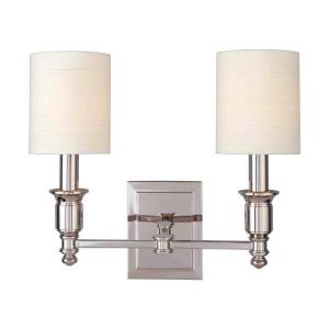 Whitney - Two Light Wall Sconce