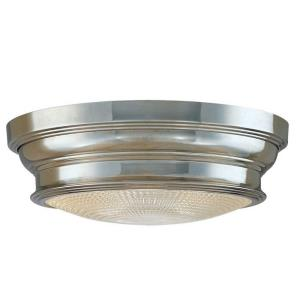Woodstock Collection - Two Light Flush Mount
