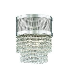 Harrison 4-Light Flush Mount - 12.25 Inches Wide by 16.25 Inches High