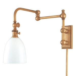 Monroe Collection - One Light Wall Sconce