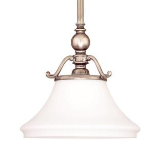 Orleans - One Light Pendant - 12.5 Inches Wide by 19 Inches High