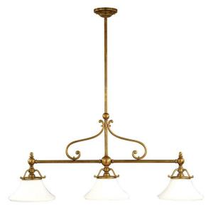 Orleans Collection - Three Light Pendant