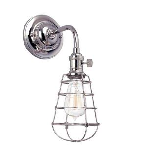 Heirloom - One Light Wall Sconce