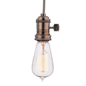 Heirloom - One Light Pendant - 16.5 Inches Wide by 8 Inches High