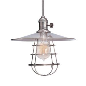 Heirloom - One Light Pendant - 16.5 Inches Wide by 8.25 Inches High