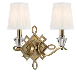 Fowler - Two Light Wall Sconce