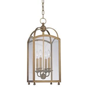 Millbrook - Four Light Pendant
