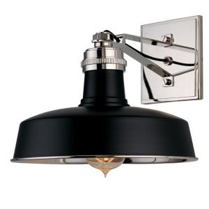 Hudson Falls - One Light Wall Sconce